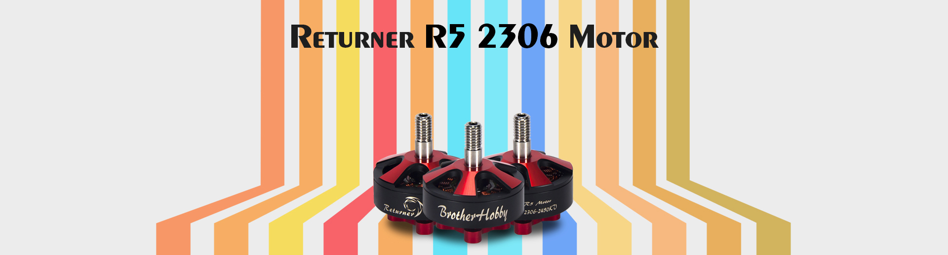 Returner R5 2306 Motor DeadPool